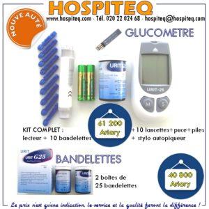 Mailing Glucomètre